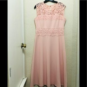 💗 Jessica Howard Coral Dress Size 10